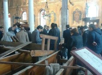 الكنيسة المرقسية المجورة بالكاتدرائية بالعباسية